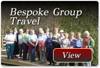Bespoke Group Travel