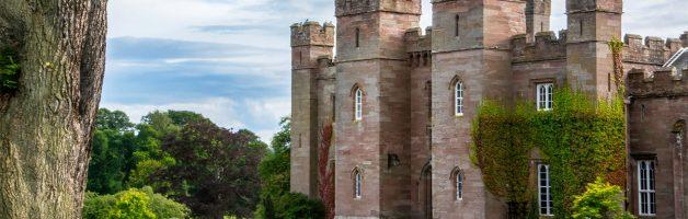 Scotland – Blairgowrie, Scone Palace & Glamis Castle