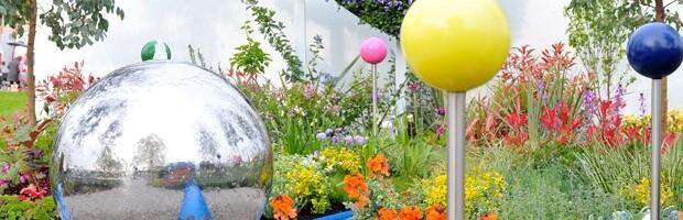 Harrogate or Harrogate Spring Flower Show