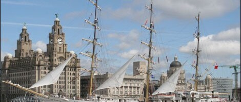 Liverpool Tall Ships & The Terracotta Army Exhibition at the World Museum