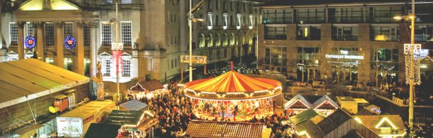 Leeds Christmas Markets