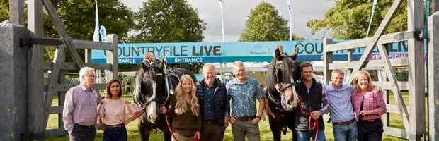 Country File Live at Castle Howard