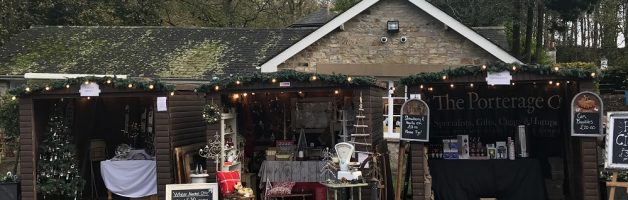 Holker Hall Winter Market