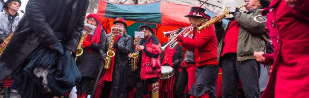 Ulverston Dickensian Market