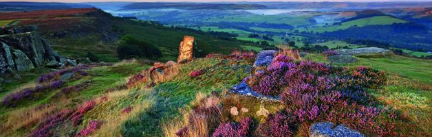 Derbyshire Dales Delights (Best Western Mickleover Hotel)