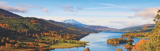 Scotland – Highlights Of Perthshire (4 star Crieff Hydro Hotel)