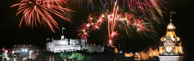 Scotland – Hogmanay At The Best Western Palace Hotel, Inverness